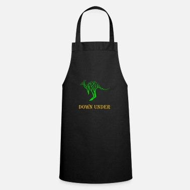 Down Under Kangaroo - Apron