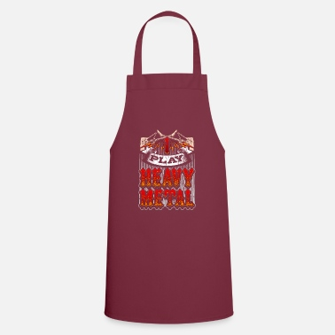 Heavy Metal Heavy Metal - Apron
