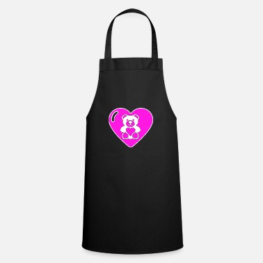 I Love i love - Cooking Apron