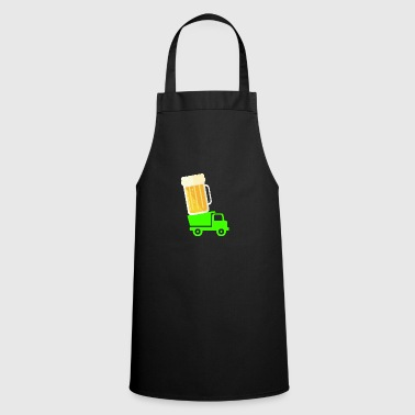 beer transport - Cooking Apron