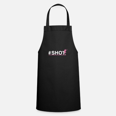 Shot #Shot - Cooking Apron