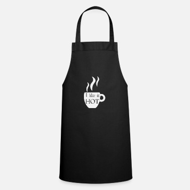 I like it hot - Cooking Apron