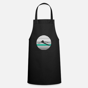 Row Boat rowing boat - Cooking Apron
