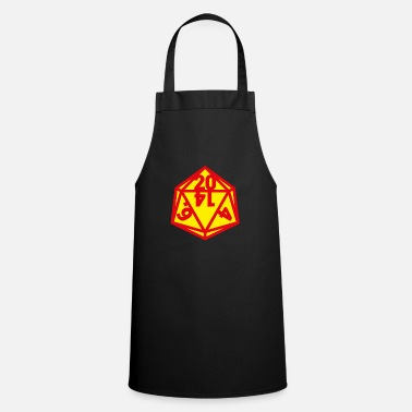 Rpg RPG DICE - Cooking Apron