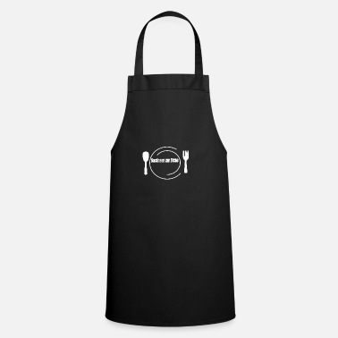 Gastronomy T-shirt for the gastronomy - Apron