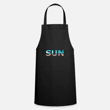 Sun Sun sun - Cooking Apron