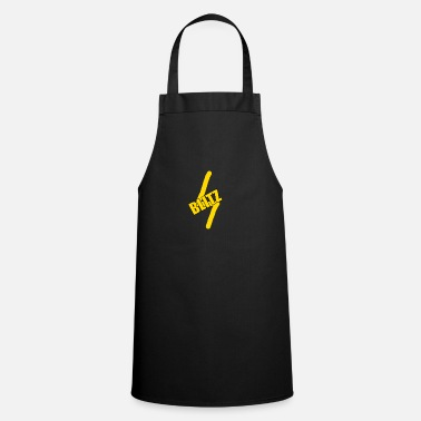 Lightning The Lightning! - Cooking Apron
