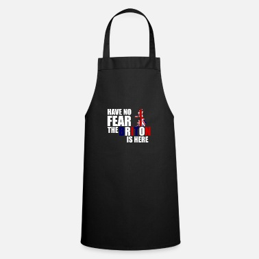 Northern Ireland Great Britain - Cooking Apron