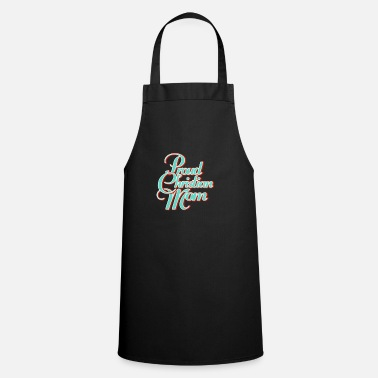 Wife Proud Christian Mom Mothers Gift - Apron