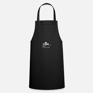 Strong Strong, Strong - Apron