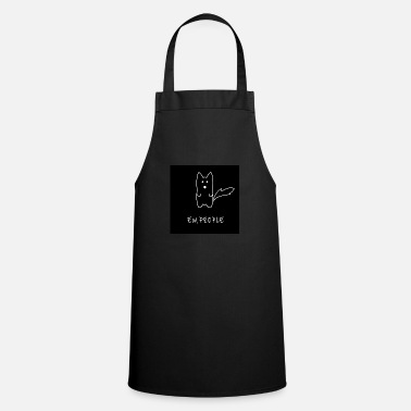 I don't like people - Apron