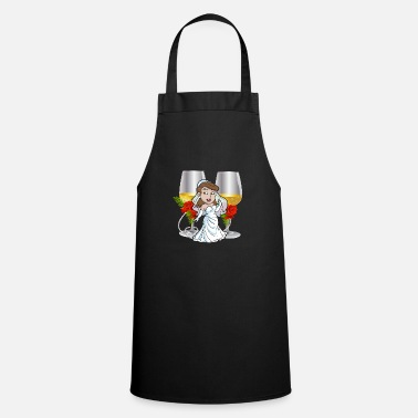 Ear Wedding Bride - Apron