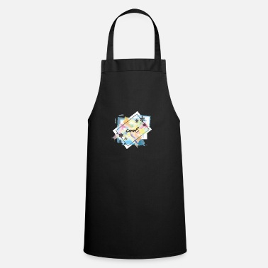 Flake cool flakes or cool flakes - Apron
