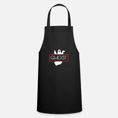 Ghost Halloween Ghost Ghost Ghost - Cooking Apron
