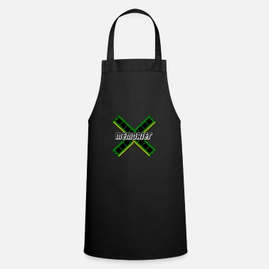 Desktop Memories | It | Nerd | Geek | R.A.M. - Apron