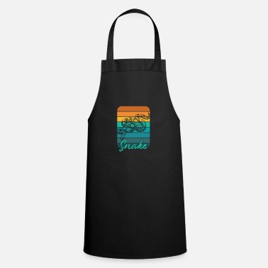 Crawl Snake Snake - Cooking Apron