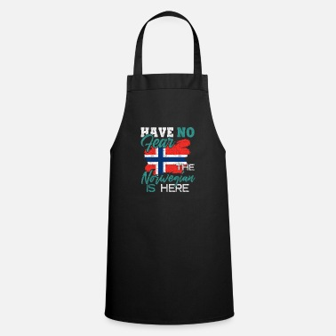 Rich Norway - Cooking Apron