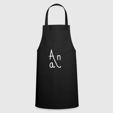 Anal chic noble & rich art - Cooking Apron