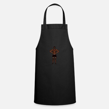Gym six pack - Apron