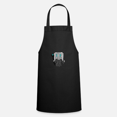 Mythical Creature Lich - Apron