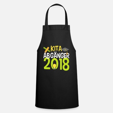 First KITA ABGÄNGER school child enrollment elementary school - Apron