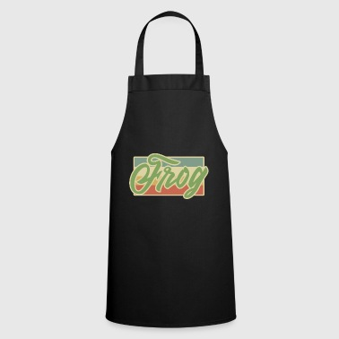frog - Cooking Apron