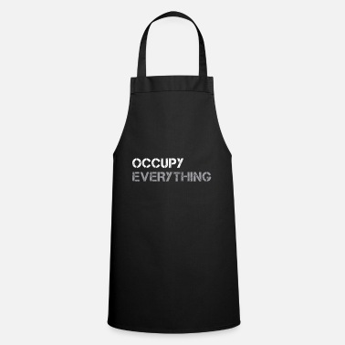 Occupy OCCUPY EVERYTHING - Apron