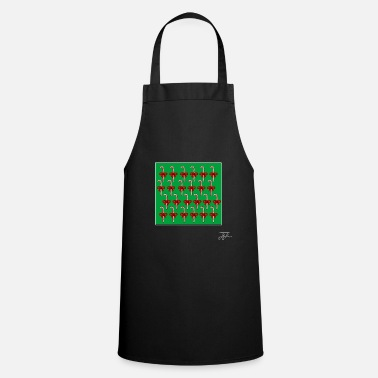 Nicholas Christmas Christmas Nicholas Nicholas Nicholas - Cooking Apron