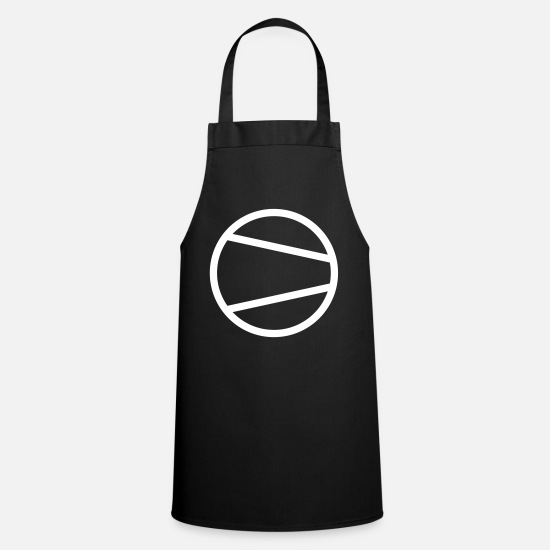 Symbol  Aprons - Construction icon fan - Apron black