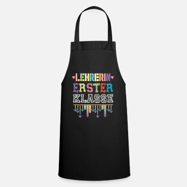 School First Class Teacher - For primary school teachers - Apron