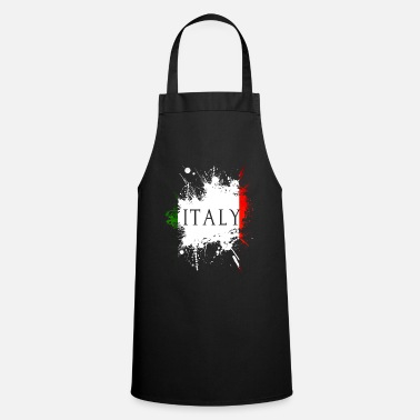 Flag Italy flag Italy flag flag - Cooking Apron