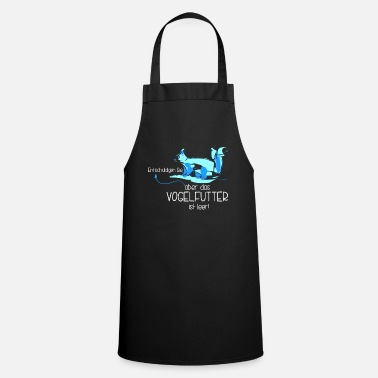 Squirrel Squirrel squirrel - Cooking Apron