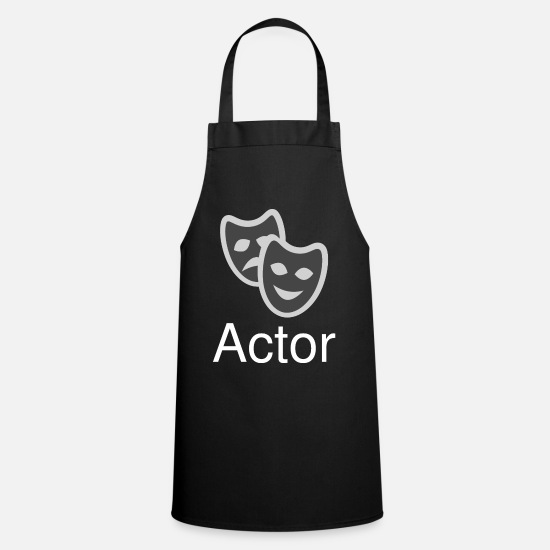 Actor Aprons - Actor - Apron black