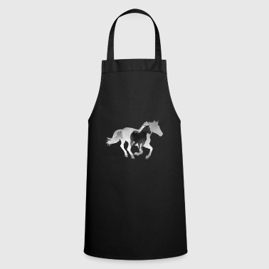 Gallop Horse gallop - Cooking Apron