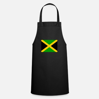 Jm Flag of Jamaica (jm) - Apron
