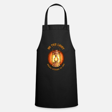 Light Be The Light - Apron