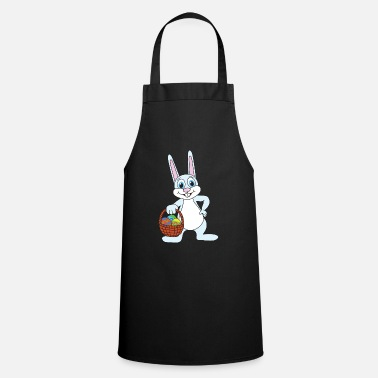Religion Easter easter bunny - Cooking Apron