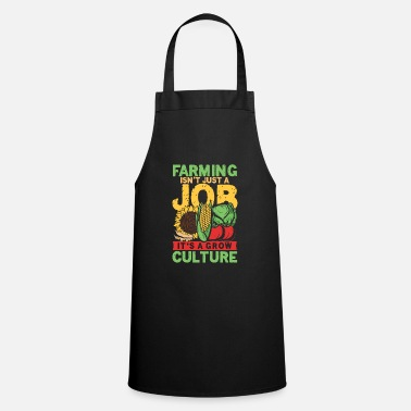 Farming Isn't just a job it's a growing culture - Apron