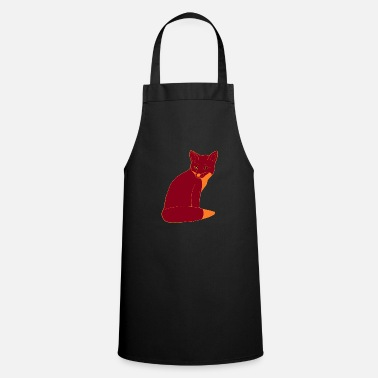 fox red smart - Apron