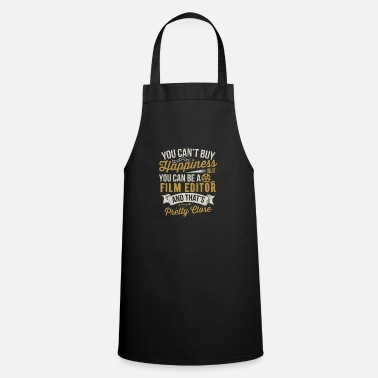 Fantasy Cinema Movies Film Night Passion - Cooking Apron