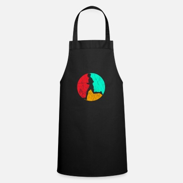 Sports Jogging cardio workout fitness sport - Cooking Apron