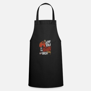 Ride Out I love to ride you out - Cooking Apron