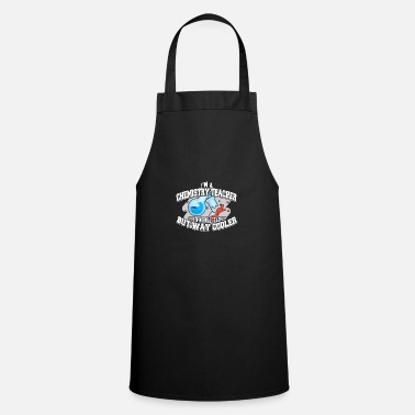 Chemistry Teacher Chemistry teacher - Apron