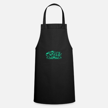 Jga Crew Bride - Bachelor Party, (turquoise) - Apron