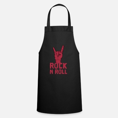Rock N Roll Rock N Roll sign - Cooking Apron