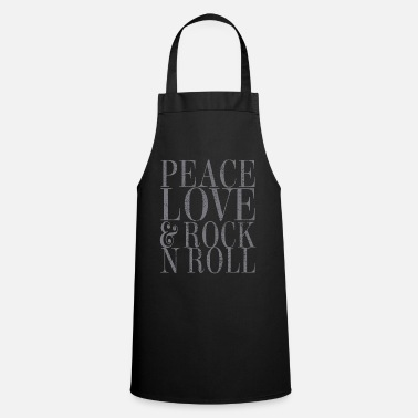 Rock And Roll Rock And Roll - Apron