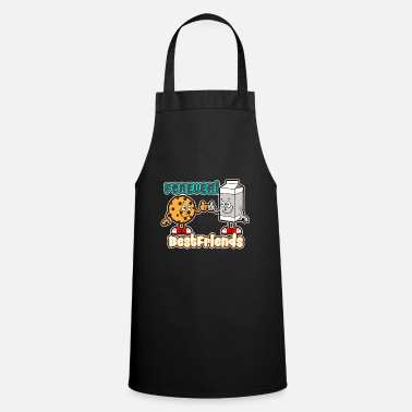 Cookie and Milk - Forever best friends - Apron
