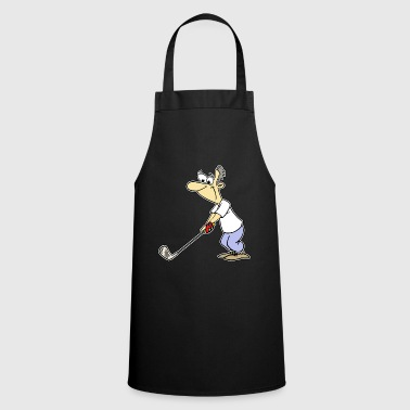 Pro Golf pro - Cooking Apron