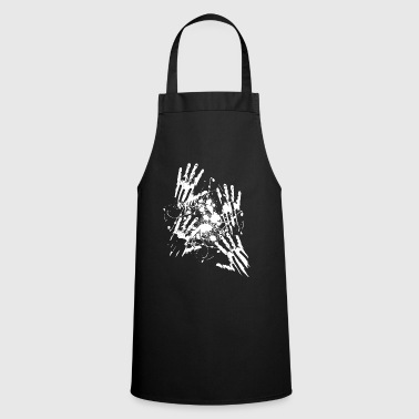Attacked by zombies - Cooking Apron