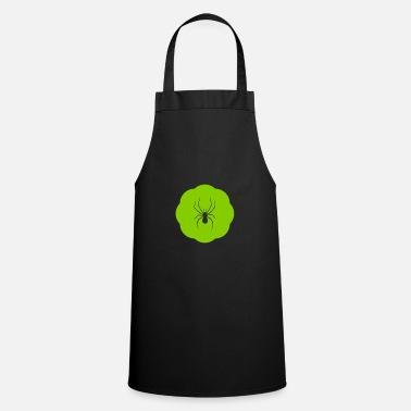 Disgusting spider disgusting animal insect - Cooking Apron